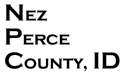 Nez Perce County